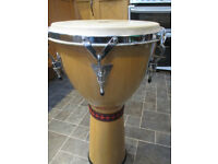 Lati percussion Djembe, fully tunable