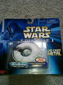 Star wars Collector's Item.. £14.00