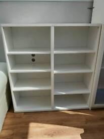 Large Ikea besta unit
