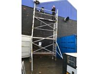 Euro 6.2m WH alloy scaffold tower