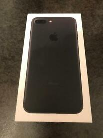 iPhone 7 Plus 256 gb still with Apple care