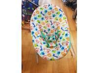 Brite starts bouncy chair