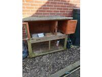 2 story rabbit hatch