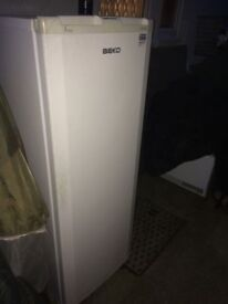 **BEKO**FROST FREE**FREESTANDING FREEZER!!!**ONLY £80**FULLY WORKING**COLLECTION\DELIVERY**A RATED**