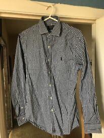 Medium slim fit Ralph Lauren shirt