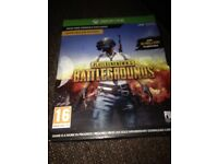Brand new Xbox one game - Playerunknown's Battlegrounds