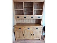 Oak furniture land dresser