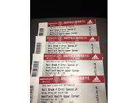 X4 Kell Brook v Errol Spence Jr tickets