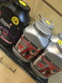 Maximuscle PROGAIN & PROMAX bundle