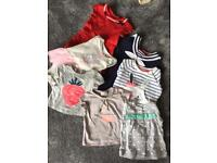 Baby girl clothes bundle 0-3 months