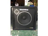 Hartke vx115 Bass Cab