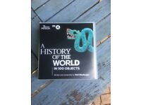 Audio Book A History of the World In 100 objects Complete