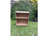 Pair of Argos bookshelves
