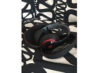 Beats studio 2.0 wired -Black/red
