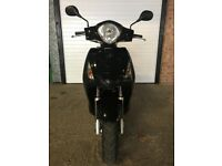 Honda ps pes 125 (2013) VERY LOW MILEAGE 1 FORMER KEEPER (not sh pcx vision vity nmax