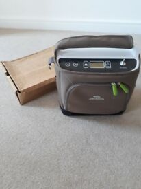 New unused Phillips Respironics SimplyGo portable oxygen concentrator