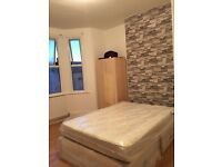 master and double rooms available in walthamstow london e17 including all bills available asap