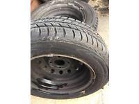 Uniroyal winter tyres