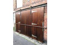 Large Garage / Lock Up To Let in Avonmouth, off Avonmouth Rd, Bristol
