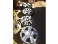 """Used, Ford Mondeo Mk3 St 18"""" Alloy Wheels for sale  Grimsby, Lincolnshire"""