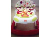baby kids walker chair