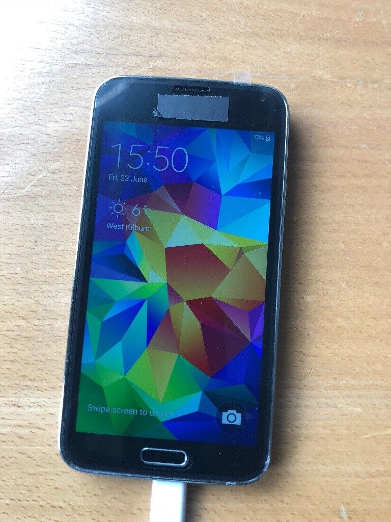 SAMSUNG GALAXY S5 32GB ON 3 NETWORK | in Maida Vale, London | Gumtree