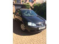 VW Golf , 54k Miles, FSH, HPI Clear, Metallic Black, Outstanding Condition