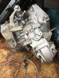 Fiat/ Vauxhall's m32 gearbox