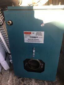 Warmflow Boiler - Very clean