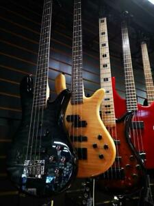 SPECTOR ELECTRIC BASS 4-5 STRINGS