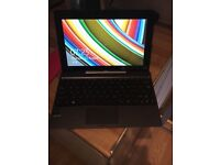 Hp laptop + asus tablet