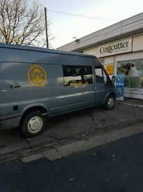 Man with a van. Van hire