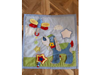 Baby playmat / soft toys / rattle
