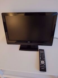 Bush 19 Inch HD Ready Digital LED LCD TV with built in Freeview