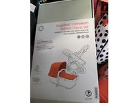 Brand new bugaboo chameleon3 red fabric sets £80