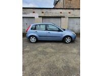 Ford, FIESTA, Hatchback, 2006, Manual, 1388 (cc), 5 doors