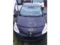 [FOR BREAKING] 2007 Renault Clio