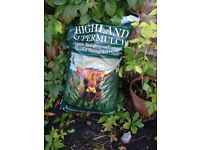 Organic compost free delivery soil conditioner multipurpose compost