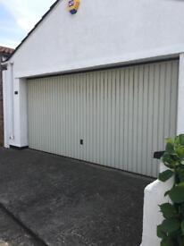 Double garage door & hormann auto opener