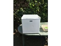 Small / mini fridge / refrigerator by fridgemaster.