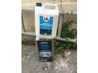 Cement waterproof and water seal