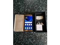 Samsung Galaxy S7 Edge - Unlocked - Immaculate Condition.