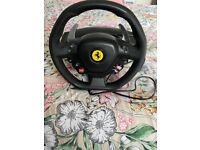 Thrustmaster T80 Ferrari 488 GTB Edition Racing Wheel + Pedals (PS5/PS4)