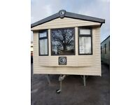2013 Swift Burgundy 35/10/3 Double Glazing, Panel Heating, Galvanised Chassis ** Off Site Sale**