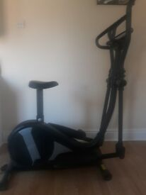 Roger black cross trainer.