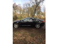 2009 Jaguar 2.7td XF Permium Luxury Auto 4d in Black