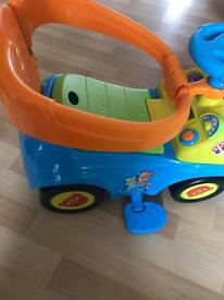 Bruin 4-in-1 Ride-On in very good condition