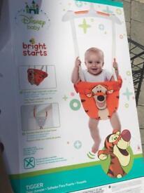 Disney Baby Tigger Door Jumper