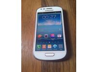 Samsung Galaxy S3 Mini, Unlocked and New!!!