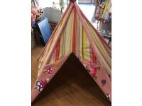 Children's Wigwam/teepee